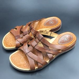 Ariat women's size 10 sandals